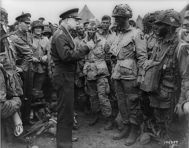 Eisenhower d-day