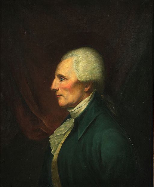 Richard Henry Lee Potrait-min