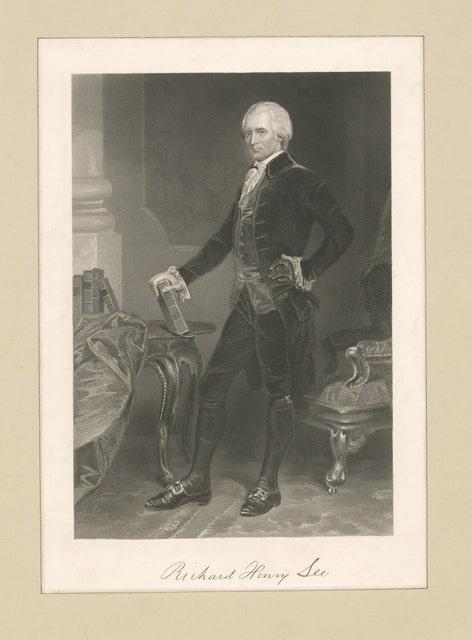 Richard Henry Lee Chappel, Alonzo