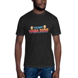 Trump MAGA 2020 Retro Pixel T-Shirt